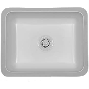 Karran Undermount Acrylic Sinks : Madrid