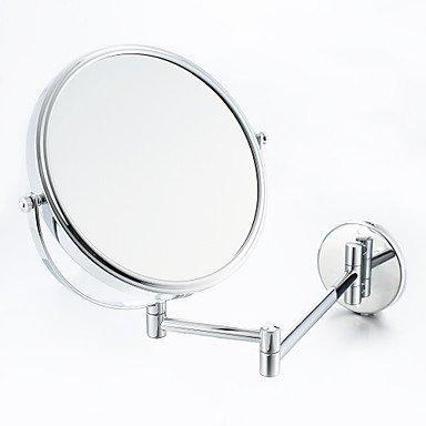 Modern Bathroom Yl 22-Sige Circulaire 8 Activ Miroir Verso 3X Zooms Bain. by QCTRSY Bathroom Faucet
