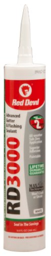red-devil-0990-rd-3000-advanced-gutter-flashing-sealant-white-90-ounce