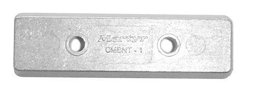 Magnesium Trim Tab (Martyr BNT1AZ  Bennett Trim Tab Bar)