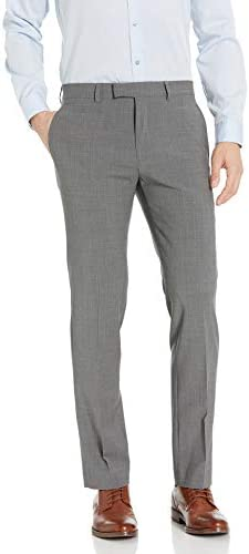 Kenneth Cole New York Men`s Performance Stretch Wool Suit