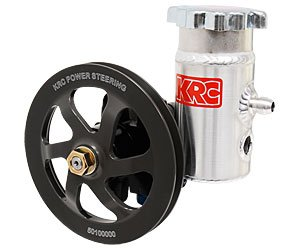 KRC Power Steering 50010100 CAST IRON PUMP W/V BELT ()