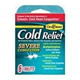 lil drugstore cold relief - Lil Drugstore Cold Relief 6-Count (Pack of 6) by Lil Drugstore