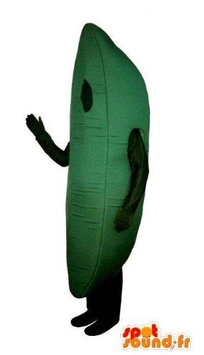 Plátano verde gigante traje: Amazon.es: Juguetes y juegos