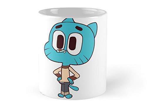 Gumball Mug - 11oz Mug - Made from Ceramic - Best gift for family friends ()