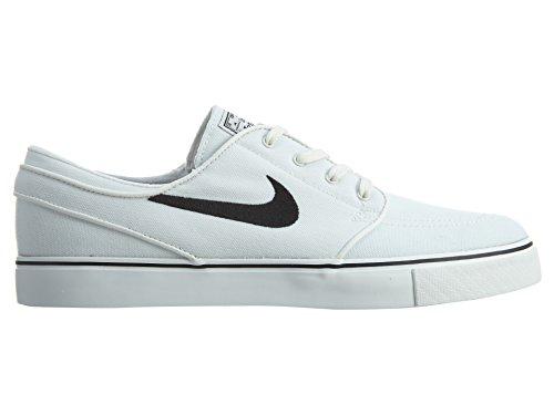 Nike Zoom Stefan Janoski CNVS, Zapatillas de Skateboarding Para Niños Blanco (Summit White/Black 100)