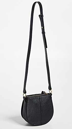 by Kriss Mini See Womens Chloe Black Crossbody UTwW7Pq