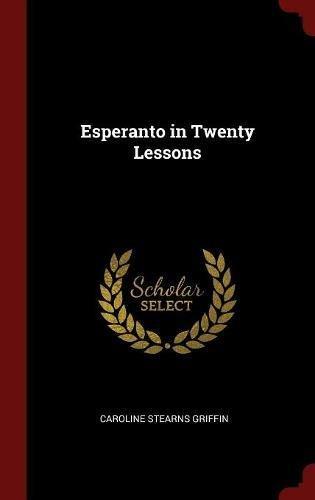Esperanto in Twenty Lessons PDF