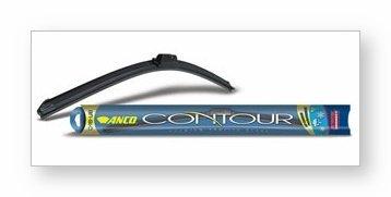 Anco C19SB Contour Wiper Blade, 19