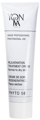 YONKA Phyto 58 PS Cream Dry Sensitive Skin 100ml Prof ANT...