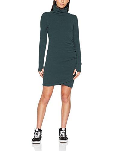 Vestito Dress Gr163 Donna Funnel Green Verde Dark Slim Bench wUFv4BqxZW