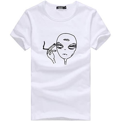 Ladies Eco Drive Expansion Band - Eaktool Women Summer Shirts for Women Vneck Shirts for Women Workout Shirts for Women White