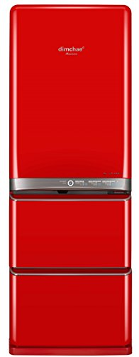 Price comparison product image Dimchae Maman Kimchi Refrigerator 418 L (14.76 Cu. Ft.) DPEA-427TPD (Romantic Red)