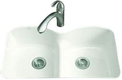 Kohler Kitchen Sink - 2 Bowl Langlade K6626-6U-0