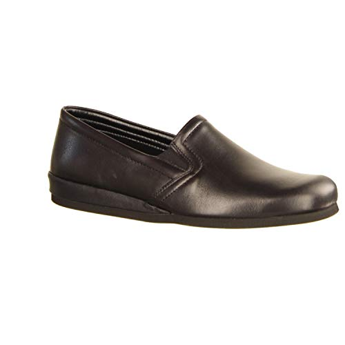 Nero uomo Rohde6402 Pantofole Rohde6402 Pantofole wFqxgaz