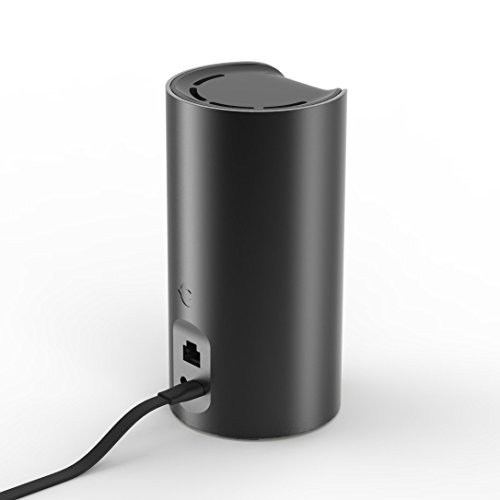 Canary All-in-One Home Security Device - Black