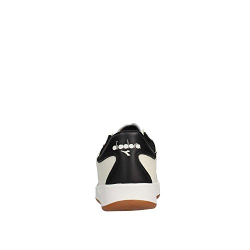 White L Optical B para Black Elite Diadora Premium Hombre Zapatillas wn8tqxf0S