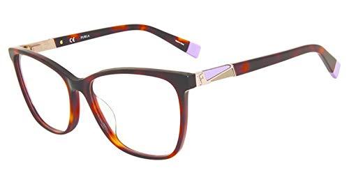 Eyeglasses Furla VFU 190 Tortoise 0752