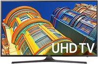Samsung UN40KU6290FXZA 40-Inch 4K Ultra HD Smart LED TV (2016 Model)