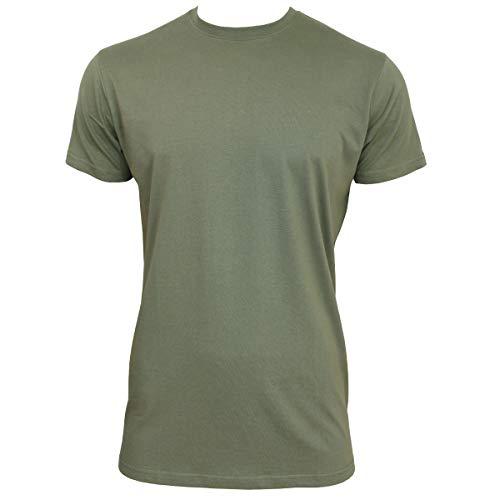 (Mil-Tec US Style BDU T-Shirt - Foliage Green (XL) )