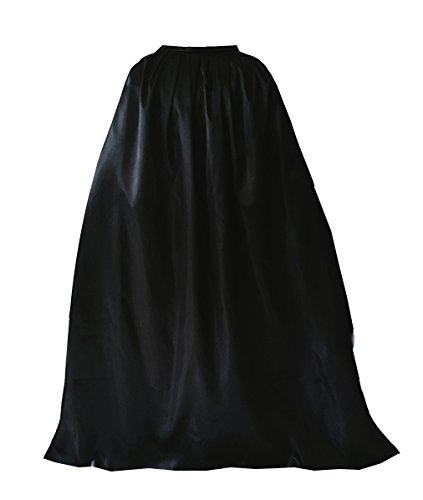 Cape Robe Costume Full Length Deluxe Adult Cape Cloak Knight Fancy Cool Cosplay Cape