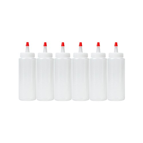 houseables-squirt-bottle-condiment-squeeze-container-8-oz-240-ml-6-pack-clear-red-cap-polyethylene-d