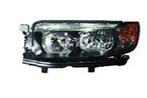 Subaru Forester 07-08 Headlight Assembly with Sport Package RH USA Passenger Side CAPA