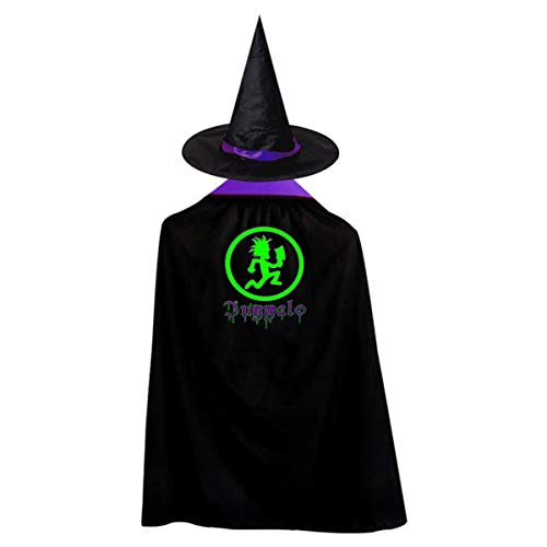 Hatchet Man Halloween Costumes Witch Wizard Kids Cloak Cape For Children Boys Girls -