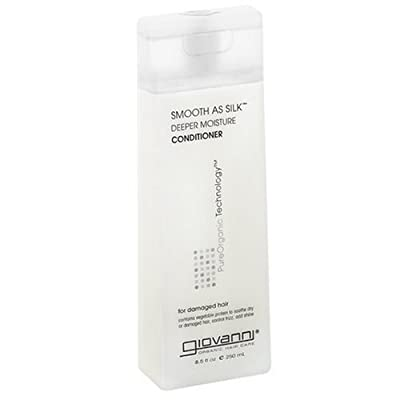 Giovanni Eco Chic Technology Smooth As Silk Deeper Moisture Conditioner