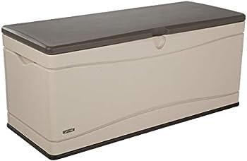 Lifetime 130 Gallon Desert Sand/Brown Extra Large Deck Box