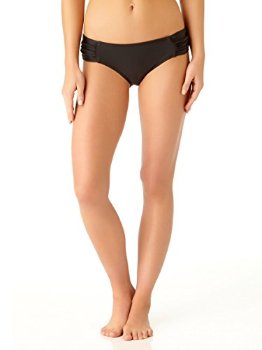 Catalina Women's Black Tab Side Swim (Catalina Bikini)