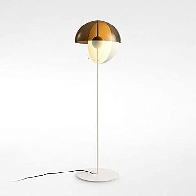 YliJkeT Lámpara de pie Moderna LED, lámpara de luz de luz de Techo ...