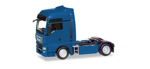 Blue HERPA 308328 Man Tgx Euro 6C Rigid Tractor Model Set 2X-Large