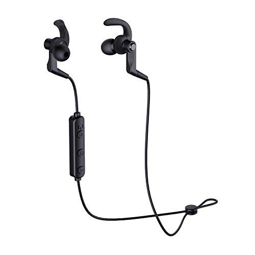 AUKEY Bluetooth Headphones Microphone Smartphones