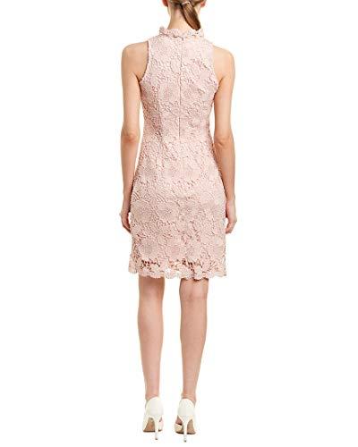 Dress Ricco Pink Womens 8 Sheath Donna 7gwAqH1