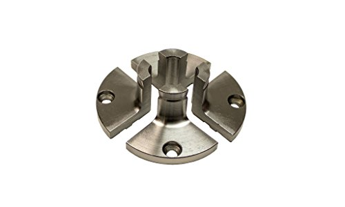 - NOVA JSPIN Pin Chuck Accessory Jaw Set