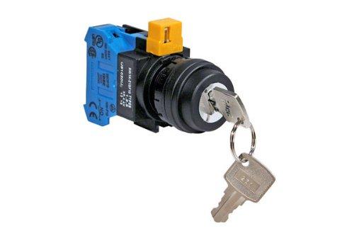 Idec HW1K-2AF11 22mm Key Switch 2 Position