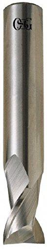 3//4 Diameter 0.09 Corner Radius 1 Length of Cut 2 Flute Bright Finish Stub OSG 20215900 Corner Radius End Mill 4 Overall Length Carbide