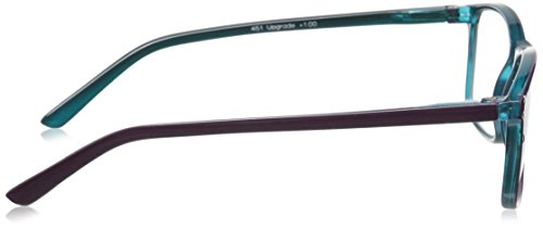 Peepers Women's Upgrade Square Readers