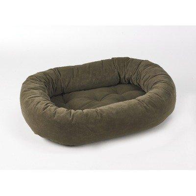 Bowsers Platinum Bed - Donut Platinum-Microfiber Dog Bed