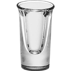 Libbey 5030 3/4 Ounce Tall Whiskey Glass (5030LIB) Category: Whiskey Glasses