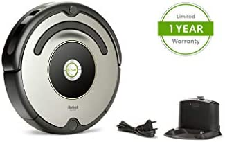 iRobot Roomba 615 xLife Robotic Vacuum Cleaner. Loading Images... Back. Double-tap to zoom
