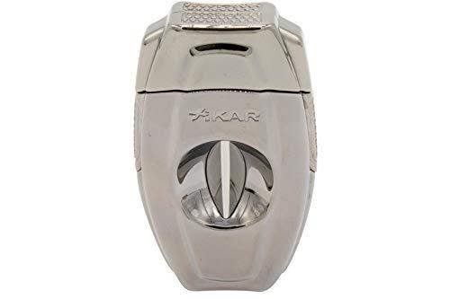 Xikar VX2 V-Cut 157 Cigar Cutter - Gunmetal ()