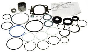 Pinion Shaft Seal - ACDelco 36-350430 Professional Steering Gear Pinion Shaft Seal Kit with Bearing, Gasket, Seals, and Snap Ring