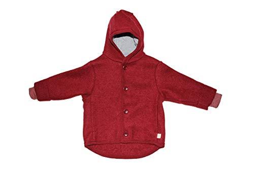 Disana Walk Jacket 3221 100% scheerwol/voering 100% bkA katoen