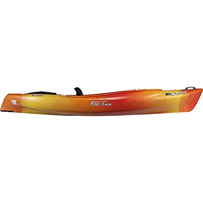 01.6410.1050-parent Old Town Canoes & Kayaks Vapor 10XT Recreational Kayak by Johnson Outdoors Watercraft