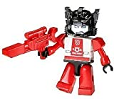 RED ALERT - Kre-o Transformers Single Micro Figure by KRE-O