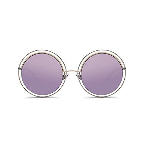 Estrella Gafas Hombre de de aire Pink protección Protección Regalo sol Gafas Personalidad polarizadas sol Mujer 3 UV400 Vintage sol Excursionista Nueva al de libre UV de Opcional de colore gafas conducción xHwOn7U