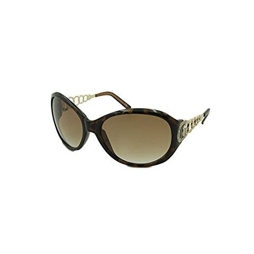 GUESS GU6510TO-3462, Gafas de Sol para Mujer, Marron, 62