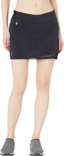 - SmartWool Women's Merino Sport Lined Skirt Black Medium